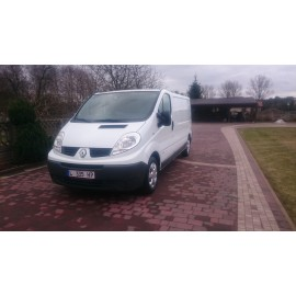 Renault Trafic Renault Trafic /138tyś km / Long / euro 5/ Vat 23% /Primastar / Vivaro