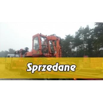 Mecalac 12 mxt koparko-ładowarka - SPRZEDANE