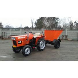 Mini traktorek Hinomoto 4x4